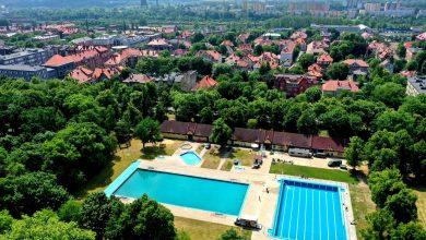Dziś otwarcie kąpieliska w bytomskim Parku Kachla. Fot. UM Bytom