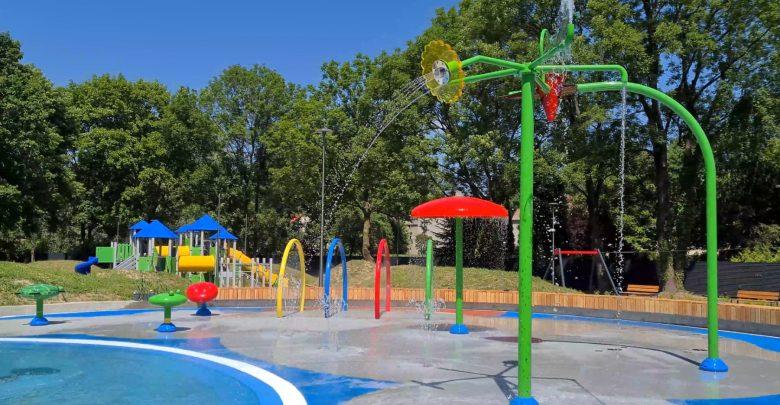 Otwarcie Parku Aktywności w Pszczynie. Dla uczestników zaplanowano wiele atrakcji (fot.UM Pszczyna)