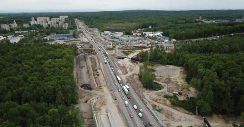 Katowice: Kolejna zmiana organizacji ruchu na węźle Giszowiec