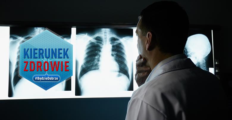 Kierunek Zdrowie: ogólnopolskie badania przesiewowe raka płuca (pt. 16:15, śr. 22:25)