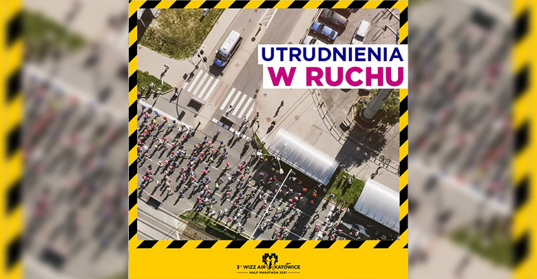 3rd Wizz Ari Half Marathon Katowice, 19.06.2021