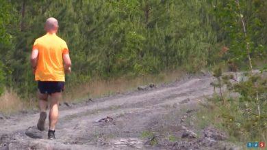 Bieg Górski odbył się w Katowicach. Na starcie stanęła setka zawodników [WIDEO]