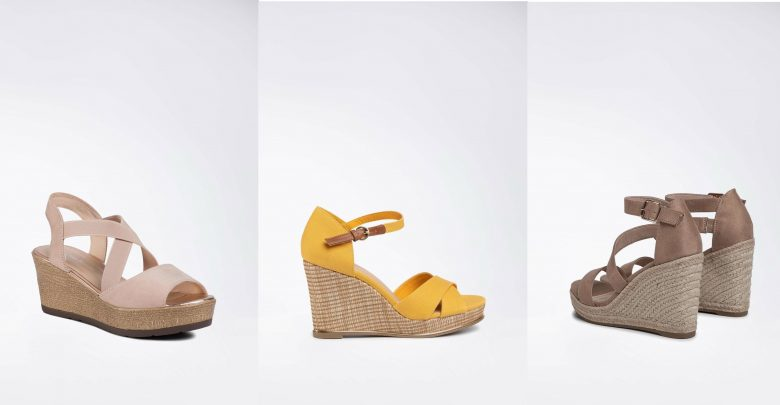 Sandały na koturnie - Stylowe buty na lato (fot. materiał partnera)