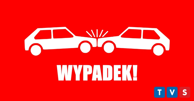 W zdarzeniu drogowym brały udział trzy samochody osobowe.