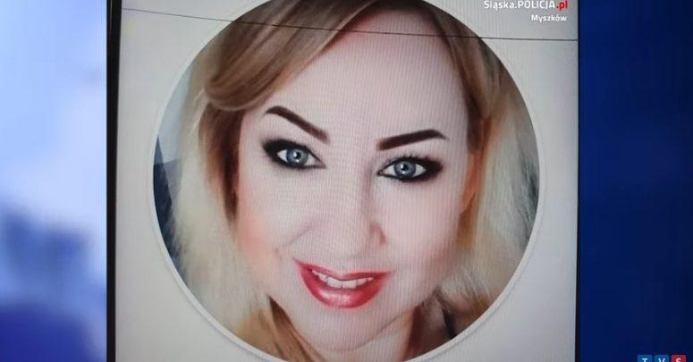 Gdzie jest Monika? Auto 42-latki znaleziono w stawie w Zawierciu, po niej ani śladu! (fot.policja)