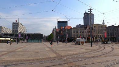 Miasta na Śląsku zalewa beton i BETONOZA? O cień i chłód w upały coraz trudniej!