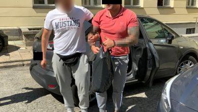 Nadał paczkę z narkotykami kurierem. Grozi mu 12 lat więzienia (fot.policja.pl)