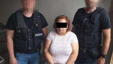 Fałszywa pani adwokat w rękach policji. Wyłudziła od emerytki prawie 70 tys. złotych (fot.policja.pl)