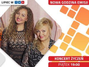 Koncert Życzeń - lipiec w TVS