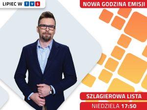 Szlagierowa Lista - lipiec w TVS