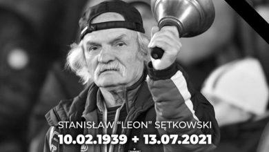 Pożegna go cały Górnik Zabrze. 20 lipca pogrzeb Stanisława Sętkowskiego (fot.Górnik Zabrze)
