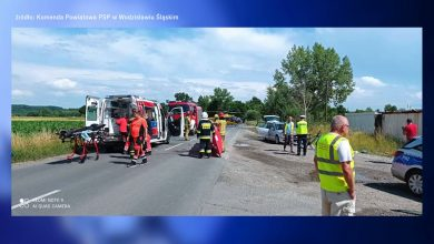 11-latek na rowerze potrącony przez ciężarówkę! Wypadek wstrząsnął całym regionem!