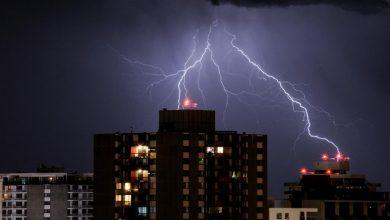 Grad nawet 6 cm średnicy! Gwałtowne burze, podtopienia. OSTRZEŻENIE METEO dla woj.śląskiego! (fot.RCB)