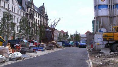 Dworcowa w Katowicach: Budowlańcy powoli znikają, spacerowicze pojawią się w połowie sierpnia