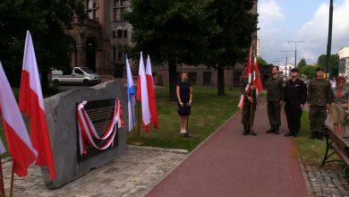 W Sosnowcu odsłonięto tablicę ku czci ofiar niemieckiego obozu