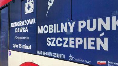 Zioło za szczepienie. Rusza akcja w Sosnowcu (fot.UM Sosnowiec)