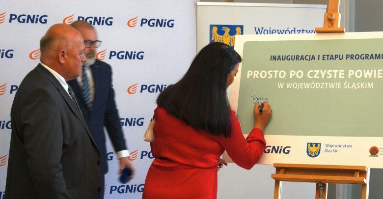 PROSTO PO CZYSTE POWIETRZE, czyli gazowe ogrzewanie kontra smog. Na Śląsku rusza nowy program
