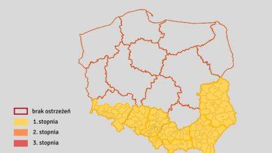 Są kolejne alerty pogodowe, wydane przez synoptyków, w związku z burzami na terenie woj.śląskiego. Część z nich przeszła już przez region - ale zdaniem synoptyków możemy spodziewać się następnych (fot.RCB)
