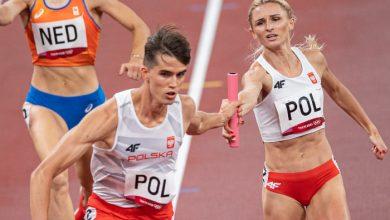 Polska ma złoty medal w Tokio. Wybiegała go sztafeta mieszana 4x400 metrów! (fot.Polski Komitet Olimpijski)