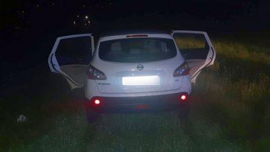 14-latek uciekał przed policją Zakopianką. Zabrał samochód rodzicom. Fot. Policja Małopolska