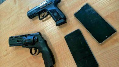 SZOK! Z pistoletami napadli na dwóch 14-latków. Fot. KMP Gliwice