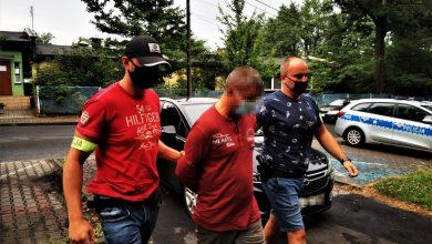 Śląskie: Po raz kolejny napadł na policjantów .Grozi mu 10 lat więzienia (fot.Śląska Policja)