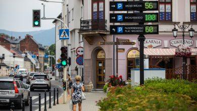 Szukasz parkingu? W Bielsku znajdziesz go bez problemu (fot.UM Bielsko-Biała)