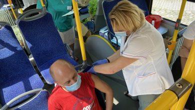 W Sosnowcu jeździ autobus, w którym szczepią [ZDJĘCIA]. Fot. UM Sosnowiec