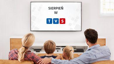 Sierpień w TVS