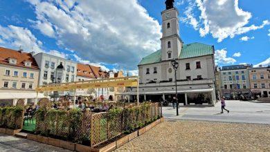 Gliwice: Starówka otwarta dla pieszych, zamknięta dla samochodów. Zmiany od 9 sierpnia (fot.UM Gliwice)