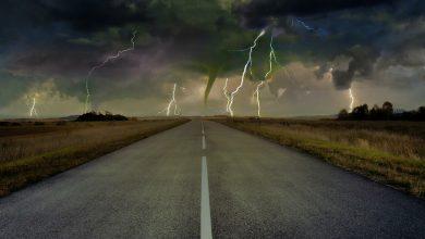 OSTRZEŻENIE PRZED TRĄBAMI POWIETRZNYMI! Silne burze przechodzą nad Śląskiem (fot.pixabay.com)