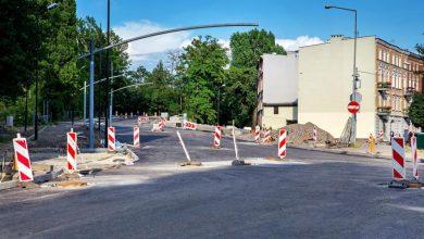 Gliwice: Zabrska od piątku przejezdna. Dzień później autobusy wrócą na stałe trasy (fot.UM Gliwice)