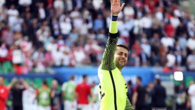 Kadra traci świetnego bramkarza! Łukasz Fabiański zakończył reprezentacyjną karierę (fot. Łaczy Nas Piłka)