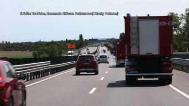 Polscy strażacy jadą gasić apokaliptyczne pożary w Grecji i Turcji! Ogromna kolumna wozów już w drodze