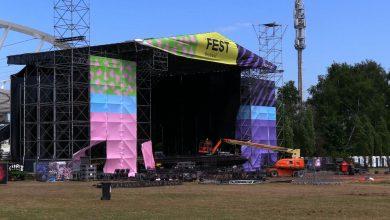 Fest Festiwal w Parku Śląskim: Uczestnicy wniebowzięci, okoliczni mieszkańcy już mniej