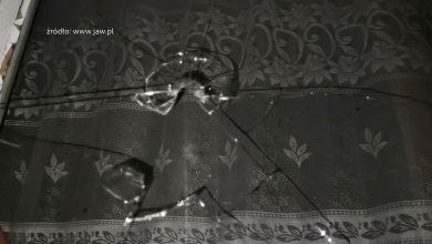 Wybijał szyby w oknach w Jaworznie. Policja złapała wandala