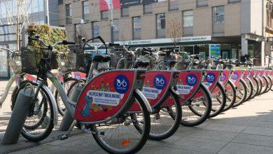Od niedzieli nowe stacje roweru miejskiego w Katowicach. Fot. UM Katowice