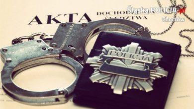 Policja w Chorzowie ma pracownika miesiąca. Na wolnym postanowił złapać złodziejki, szukane w Rudzie Śląskiej (fot.policja)