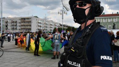 Częstochowski Marsz Równości bez incydentów. Policja podsumowała sobotnie wydarzenie (fot. KMP Częstochowa)