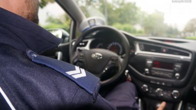 14 lat na karku, za plecami pasażer, gaz w opór i ucieczka przed policją. Niecodzienny pościg w Jastrzębiu-Zdroju! (fot.policja)