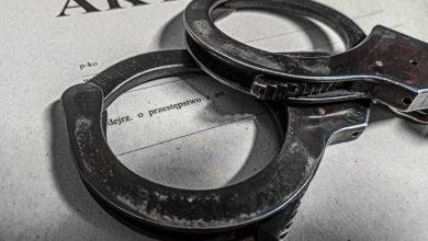 Koniec dramatu w czterech ścianach. W Zabrzu brutalny mąż trafił do aresztu (fot.KMP Zabrze)