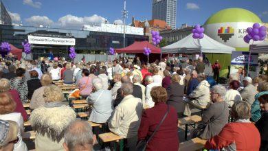 27 września Katowicki Dzień Seniora. Jakie atrakcje czekają starszych mieszkańców miasta? (fot.GZM)