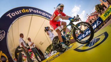 Mocny peleton Tour de Pologne 2021. Nie zabraknie mistrzów krajowych w peletonie (fot. Biuro Prasowe Lang Team)