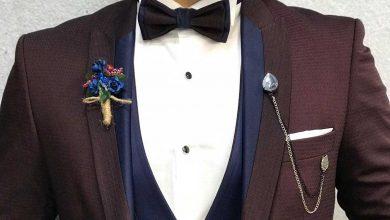 Brustasza, butonierka i poszetka - kwintesencja męskiej mody (fot.: materiał partnera)