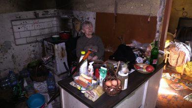 Pani Marianna z Będzina mieszka w karygodnych warunkach. Sama jednak na nic się nie skarży