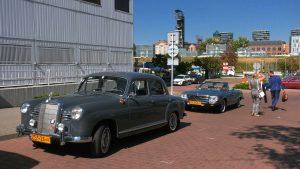 Specjalny zlot starych Mercedesów ma uczcić 20-lecia katowickiego klubu zabytkowych samochodów StarDrive 2021