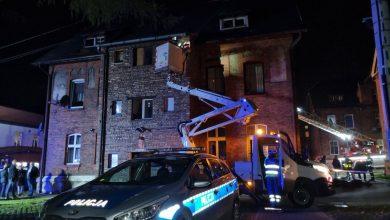 Tragiczny pożar w Czerwionce-Leszczynach. Jedna osoba nie żyje (fot.policja.pl)