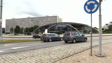 Nadal w kółko, ale już trochę inaczej. Od 20 września nowe zasady jazdy po rondzie Ziętka w Katowicach