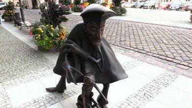 Don Pedro de Pomidorre ma swój pomnik w Bielsku-Białej. Wzbogacił Szlak Bajkowy