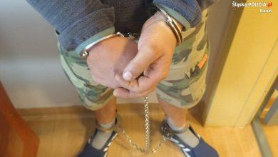Śląskie: Zaatakował 34-latka piłą spalinową. Odpowie za usiłowanie zabójstwa (fot.Śląska Policja)